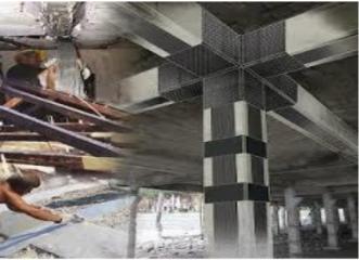 Reparaciones, Refuerzos y Protección de Estructuras de Hormigón.